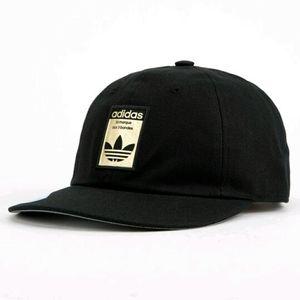 Adidas Originals Superstar Trefoil Gold Black Hat